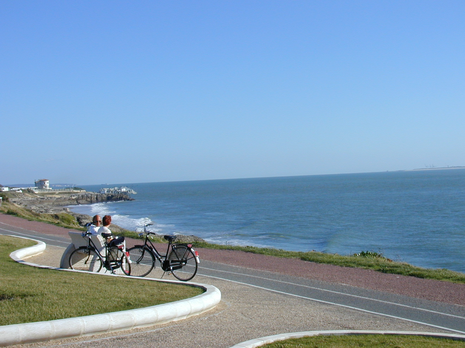 Velodyssee De Royan A Biarritz A Velo La Bicyclette Verte